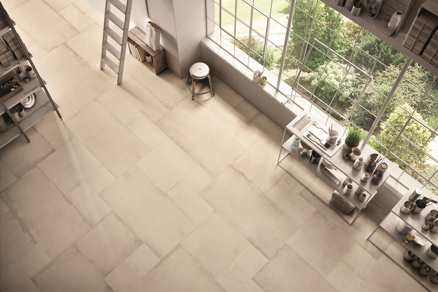 Acustico 12 White 60x120-60x60-30x60-30x30 Amb Semizen