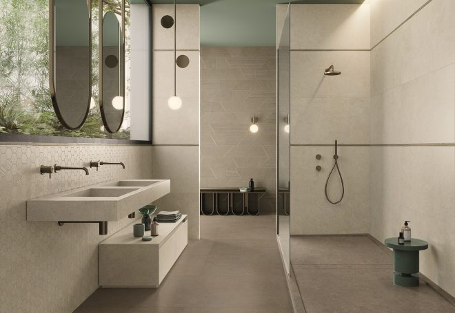 silver grain- italgraniti -plyteles sienoms ir grindims